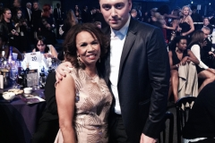 Candi Staton and Sam Smith